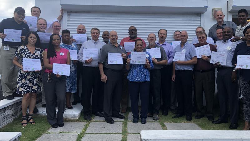MarketPlace leadership team Bermuda Oct 2019