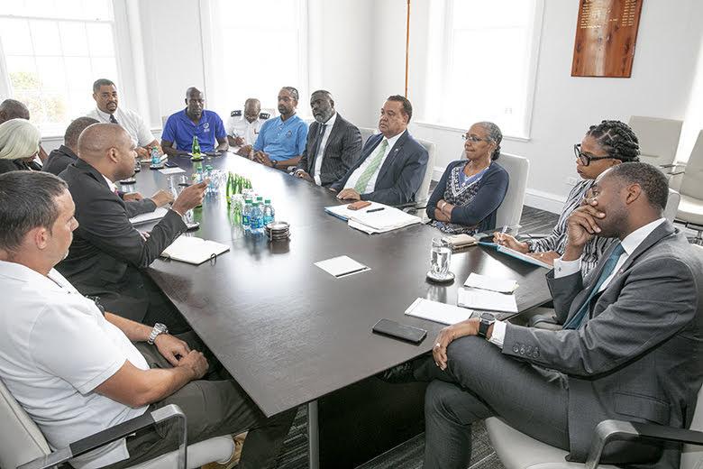 Meeting with Union Bermuda Oct 10 2019 (1)