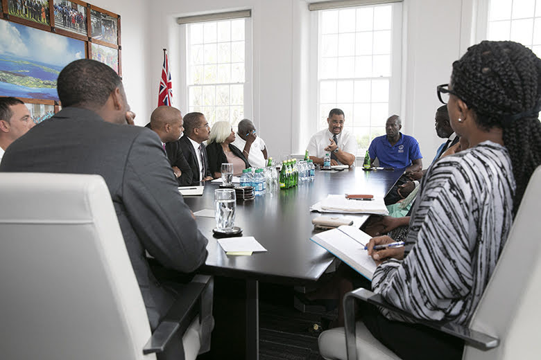 Meeting with Union Bermuda Oct 10 2019 (2)