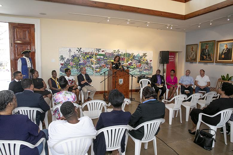 Mental Health Awareness Day Bermuda October 2019 (3)