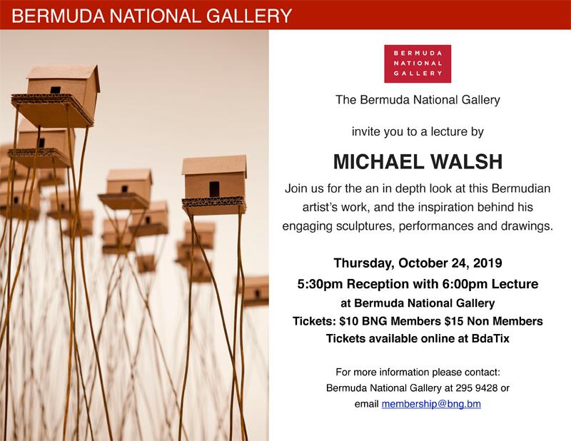 Michael Walsh Flyer 1