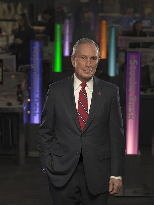 Mike Bloomberg Bermuda Oct 17 2019