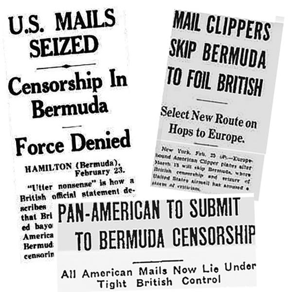 PanAm Bermuda Censors Oct 11 2019