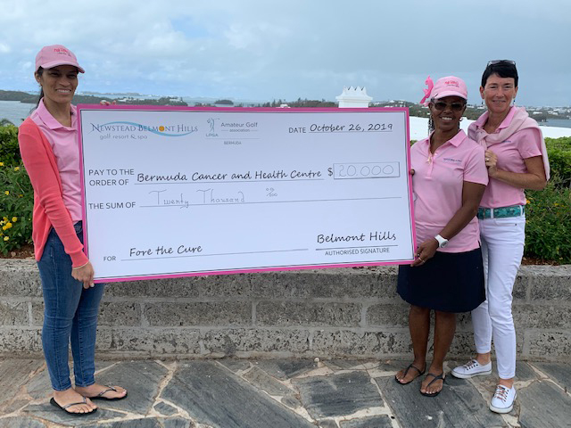 Pink Links Fore The Cure Bermuda Oct 2019 (2)