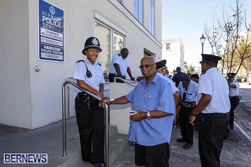 Police Week Open House Hamilton Bermuda, October 2 2019 (13)