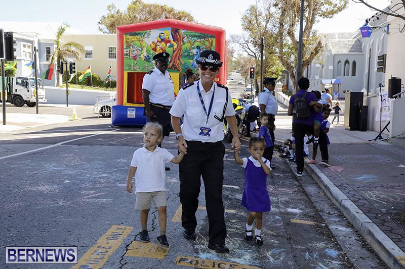 Police Week Open House Hamilton Bermuda, October 2 2019 (2)
