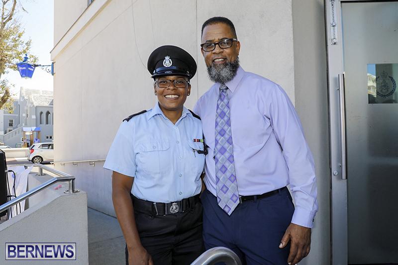 Police Week Open House Hamilton Bermuda, October 2 2019 (5)