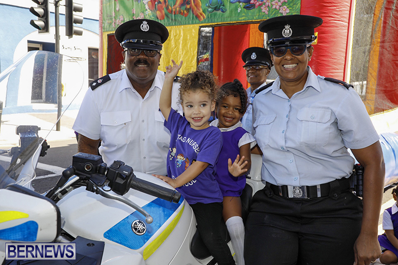 Police Week Open House Hamilton Bermuda, October 2 2019 (8)