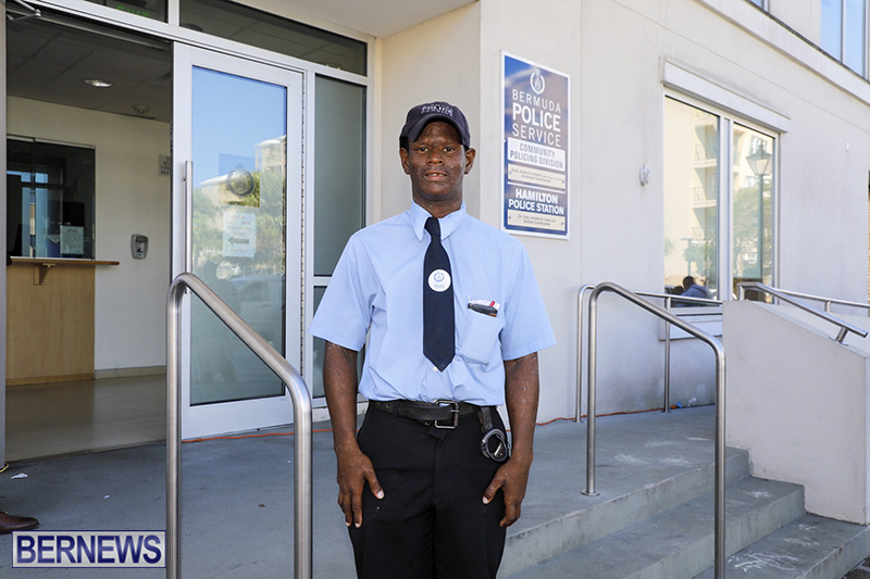 Police Week Open House Hamilton Bermuda, October 2 2019 (9)
