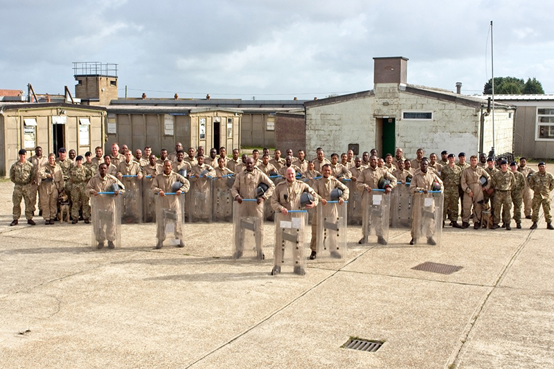 Royal Bermuda Regiment Oct 2019 (3)