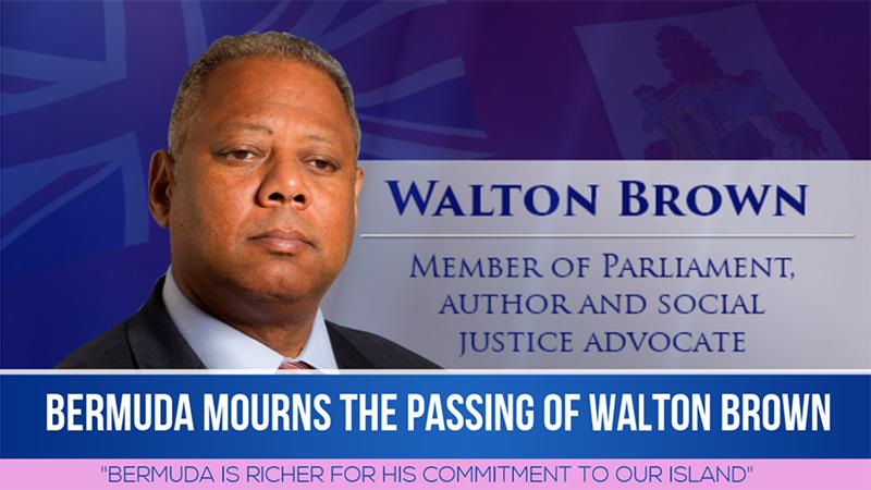 Walton Brown Bermuda October 9 2019 2