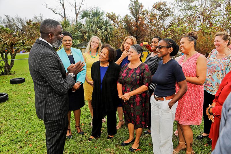 Westgate Donates To Southampton Preschool Bermuda Oct 2019 (2)