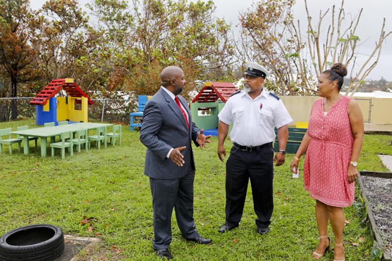 Westgate Donates To Southampton Preschool Bermuda Oct 2019 (3)
