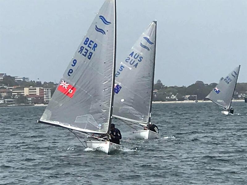 sailing Bermuda Oct 9 2019