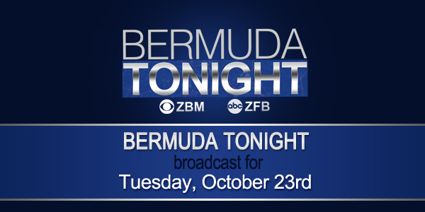 zbm 9 news Bermuda October 23 2018 TC