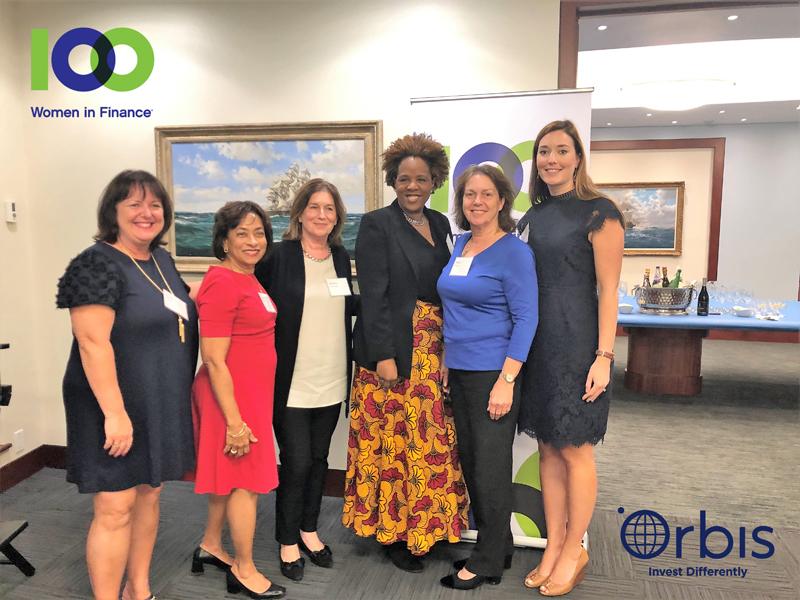 100WF Philanthropy Panel Bermuda Nov 2019