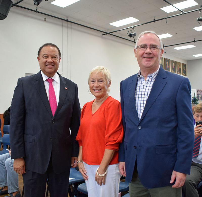 30th Annual BJSL National Debate Bermuda Nov 2019