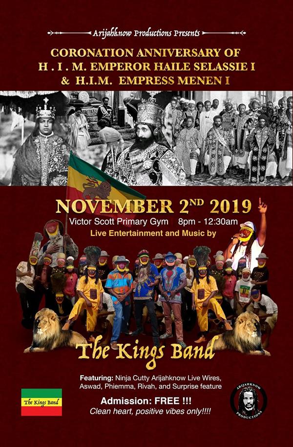 89th Coronation Of Emperor Haile Selassie Bermuda Nov 2019 (2)