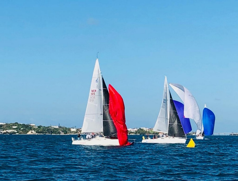 Bacardi Keelboat Regatta Bermuda, November 23 2019 (1)