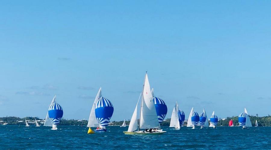 Bacardi Keelboat Regatta Bermuda, November 23 2019 (3)