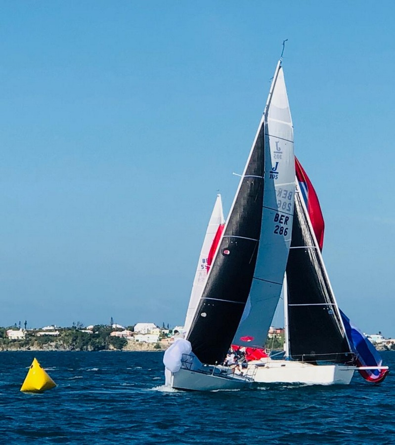 Bacardi Keelboat Regatta Bermuda, November 23 2019 (6)