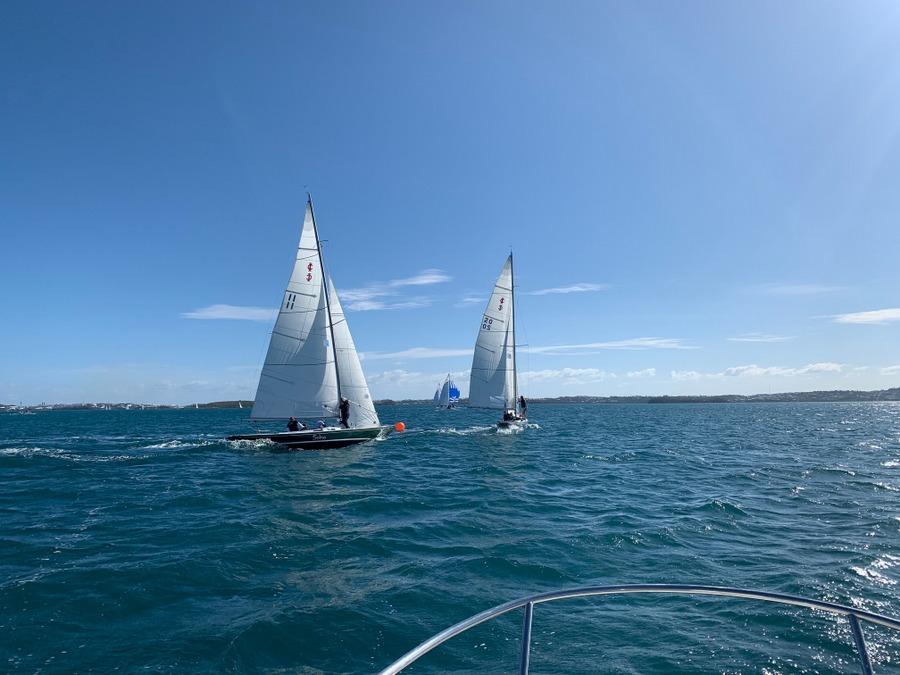 Bacardi Keelboat Regatta Bermuda, November 23 2019 (7)