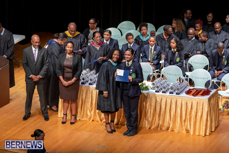 Berkeley Institute Prize-Giving Ceremony Bermuda, November 21 2019-3663