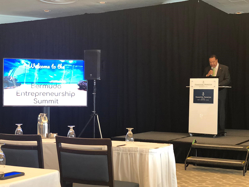 Bermuda Entrepreneurship Summit Bermuda (1)