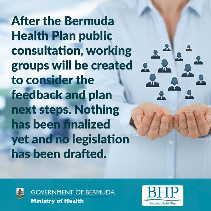 Bermuda Health Plan November 2019