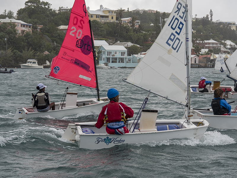 Bermuda National & Open Optimist Championships Nov 2019 (2)