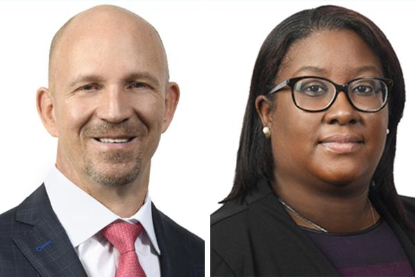 Brad Adderley & Caljonah Smith Bermuda Nov 2019