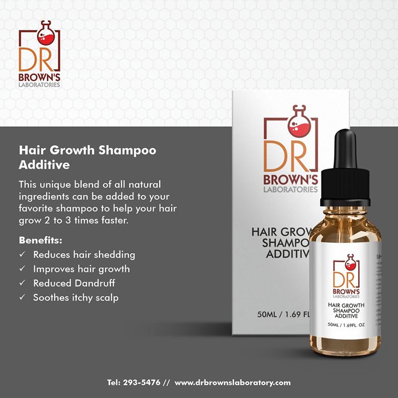 Dr Brown Hair Growth Products Bermuda Nov 2019 (6)