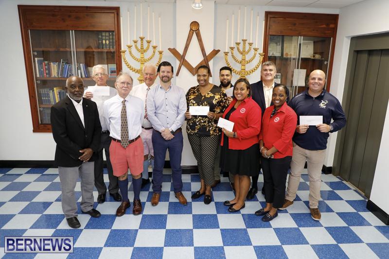 Freemasons Fund For Bermuda November 12 2019
