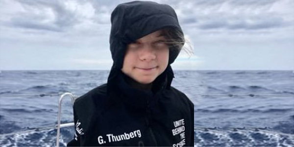 Greta Thunberg Sails 'Close To Bermuda' - Bernews