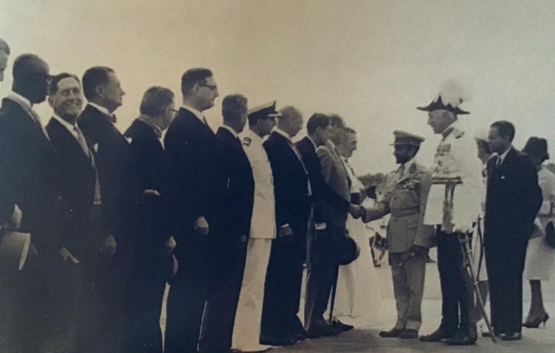 Haile Selassie I Bermuda Nov 2019