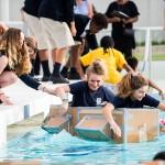 IBA & BAPE Cardboard Boat Challenge Bermuda Nov 16 2019 (104)