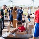 IBA & BAPE Cardboard Boat Challenge Bermuda Nov 16 2019 (24)