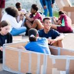 IBA & BAPE Cardboard Boat Challenge Bermuda Nov 16 2019 (33)