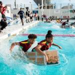 IBA & BAPE Cardboard Boat Challenge Bermuda Nov 16 2019 (4)