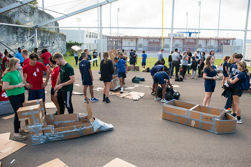 IBA-BAPE-Cardboard-Boat-Challenge-Bermuda-Nov-16-2019-43