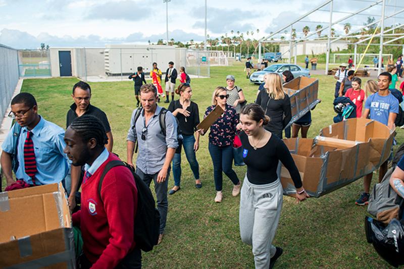 IBA-BAPE-Cardboard-Boat-Challenge-Bermuda-Nov-16-2019-53