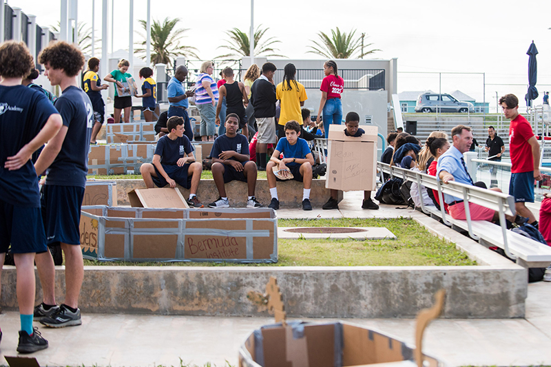 IBA-BAPE-Cardboard-Boat-Challenge-Bermuda-Nov-16-2019-57