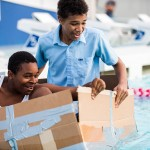IBA & BAPE Cardboard Boat Challenge Bermuda Nov 16 2019 (68)