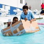 IBA & BAPE Cardboard Boat Challenge Bermuda Nov 16 2019 (69)