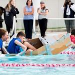 IBA & BAPE Cardboard Boat Challenge Bermuda Nov 16 2019 (77)