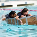 IBA & BAPE Cardboard Boat Challenge Bermuda Nov 16 2019 (92)