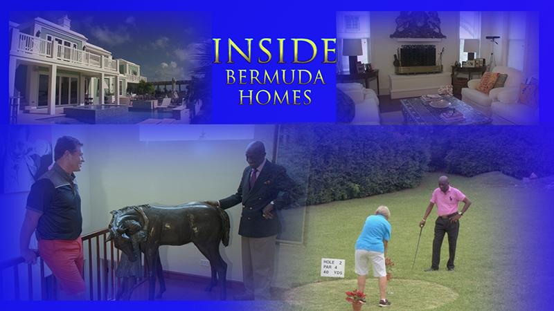 Inside Bermuda Homes Season 3 Nov 2019