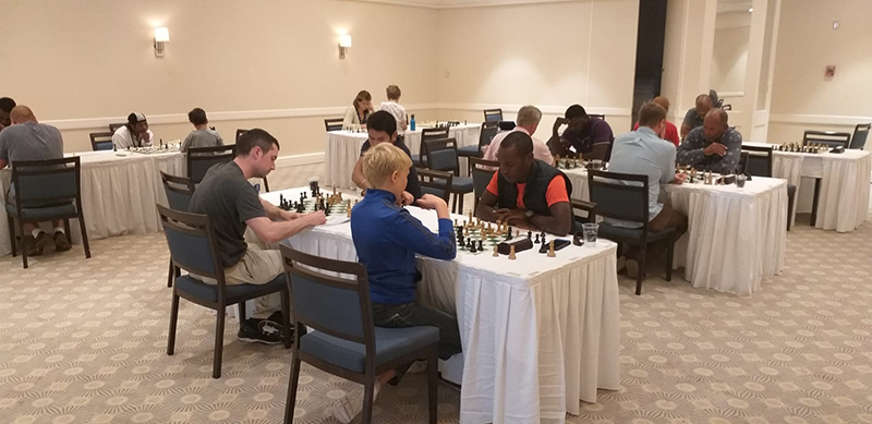 King Of Kings Chess Tournament Bermuda Nov 2019 (4)