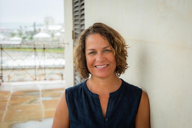 Lisa Howie Bermuda Nov 2019