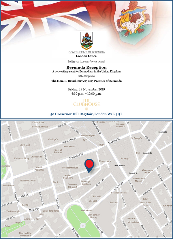 London Invitation 2019